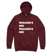 Queensland Maroons - All Time 'WALKER'S ON WALKER'S ON!' Throwback Jumper