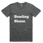 Australian Cricket - 'Bowling Shane!'  - AS Colour - Staple Tee